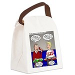 Galleria of Toolry Canvas Lunch Bag
