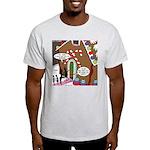 Ant Gingerbread House Light T-Shirt