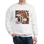 Ant Gingerbread House Sweatshirt