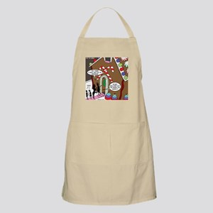 Ant Gingerbread House Apron