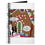 Ant Gingerbread House Journal