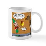 GPS - Bad Reindeer Gift Mug
