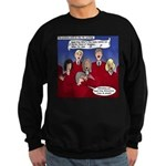 Christmas Choir Sweatshirt (dark)