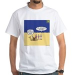 Wisemen GPS White T-Shirt