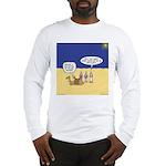Wisemen GPS Long Sleeve T-Shirt