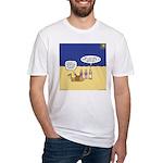 Wisemen GPS Fitted T-Shirt