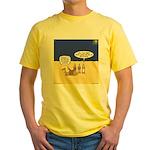 Wisemen GPS Yellow T-Shirt