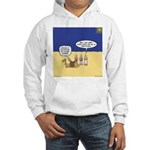 Wisemen GPS Hooded Sweatshirt