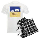 Wisemen GPS Men's Light Pajamas
