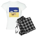 Wisemen GPS Women's Light Pajamas