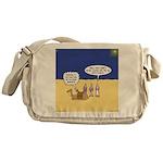 Wisemen GPS Messenger Bag