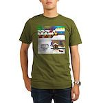 Best Christmas Decorations Organic Men's T-Shirt (