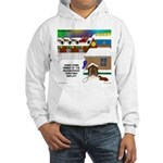 Best Christmas Decorations Hooded Sweatshirt