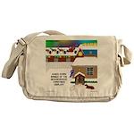 Best Christmas Decorations Messenger Bag