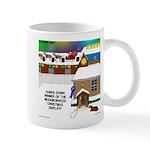 Best Christmas Decorations Mug