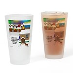 Best Christmas Decorations Drinking Glass