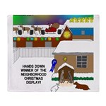 Best Christmas Decorations Throw Blanket