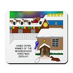 Best Christmas Decorations Mousepad