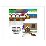 Best Christmas Decorations Small Poster