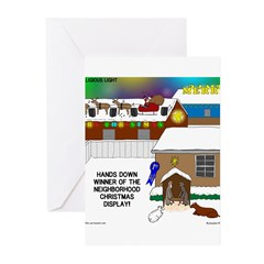 Best Christmas Decorations Greeting Cards (Pk of 1