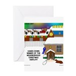 Best Christmas Decorations Greeting Card