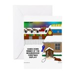 Best Christmas Decorations Greeting Cards (Pk of 2