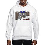 Nativity Mice Hooded Sweatshirt