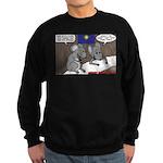 Nativity Mice Sweatshirt (dark)