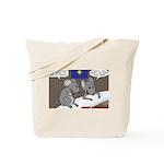 Nativity Mice Tote Bag