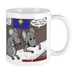 Nativity Mice Mug