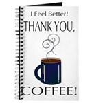 Thank you, Coffee! Journal