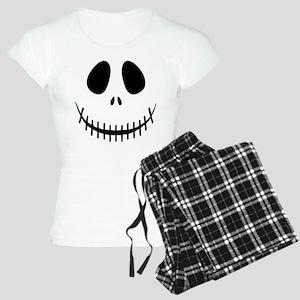 Halloween Skeleton Women's Light Pajamas