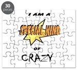 I am a special kind of crazy Puzzle