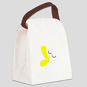 Sing Sing Sing Canvas Lunch Bag