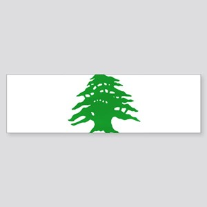 The tree Bumper Sticker