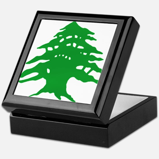 The tree Keepsake Box