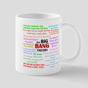 Big Bang Theory Quotes Mug