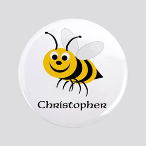 "Bee 3.5"" Button"
