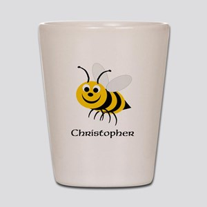 Bee Shot Glass