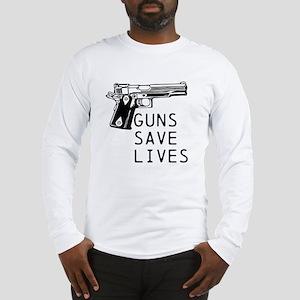 gunssavelives Long Sleeve T-Shirt