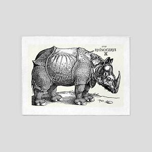 Rhino 5'x7'Area Rug