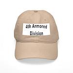 4TH ARMORED DIVISION Cap