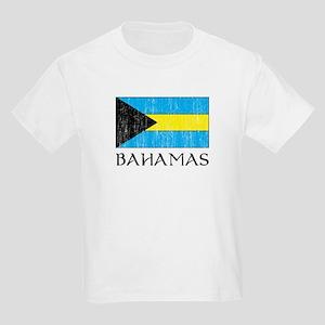 Bahamas Flag Kids T-Shirt