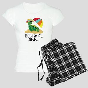 Destin Florida Turtle Women's Light Pajamas