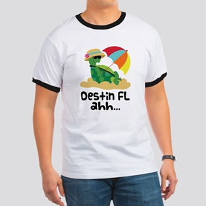Destin Florida Turtle Ringer T