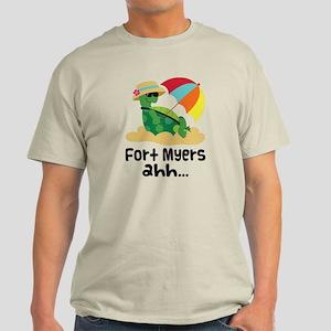Fort Myers Florida Light T-Shirt