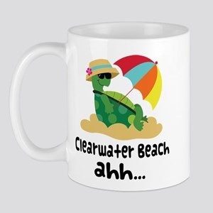 Clearwater Beach Turtle Mug