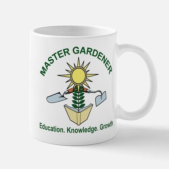 Master Gardener Logo2 Mugs