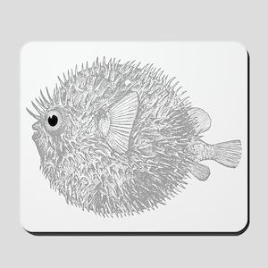 Blowfish Mousepad