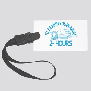 2-Hour Call Bell 02 Luggage Tag